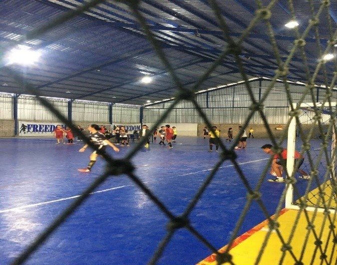 FC (MARFISH FUTSAL COMPETITION) TAHUN 2019