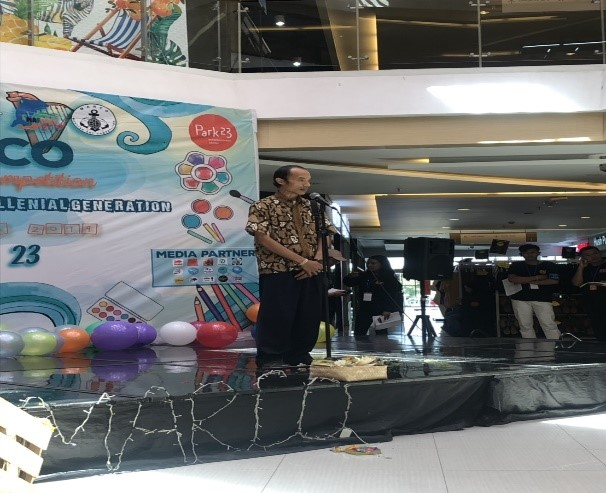 KEGIATAN MARFISH ART COMPETITION 2019
